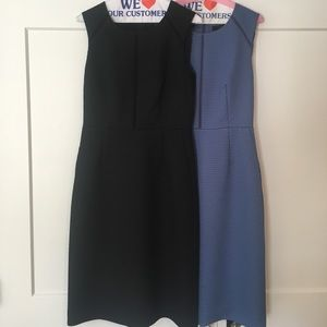 TWO Jcrew Portfolio Dresses Size 4Tall